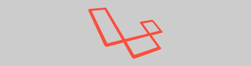 laravel logo cover